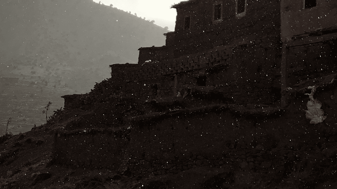 Orientalische Erkundungstour im Winter