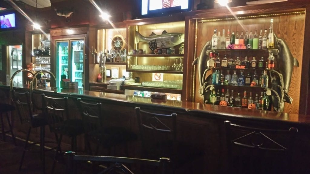 A nice bar