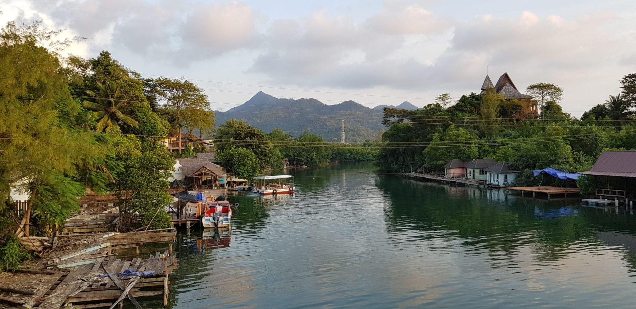 Exploring Bangkok & Thailand's eastern islands