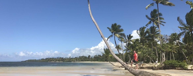 Coco-Loco & Mamajuana on Bacardi-island