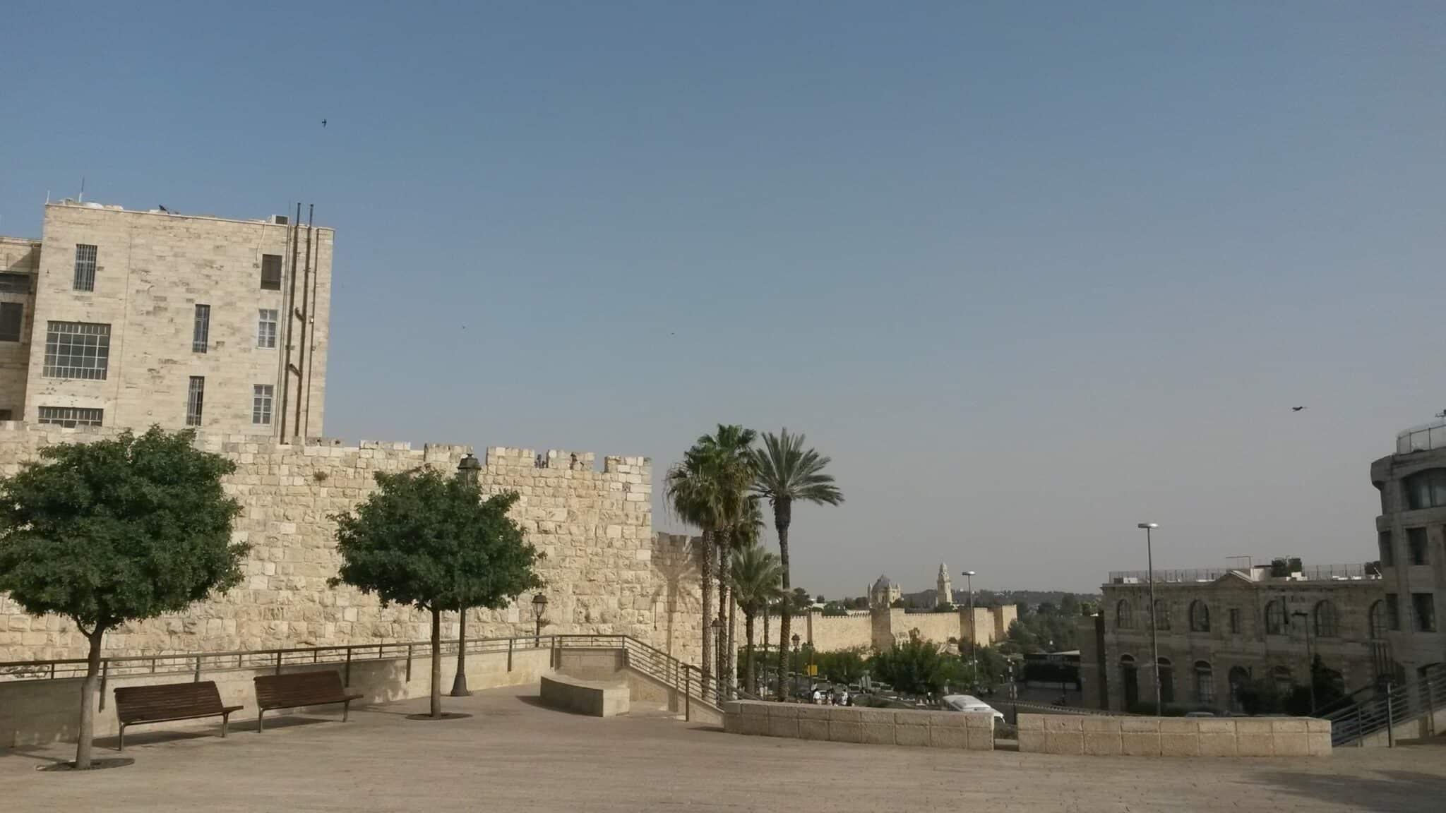 Kurztrip nach Israel