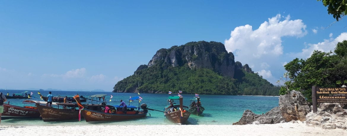 Beautiful Thailand in November – A trip from North to South