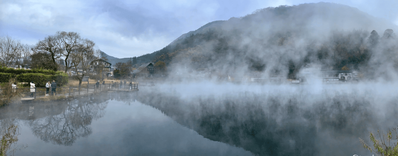 日本北九州溫泉勝地 – 由布院 & 由布院之森