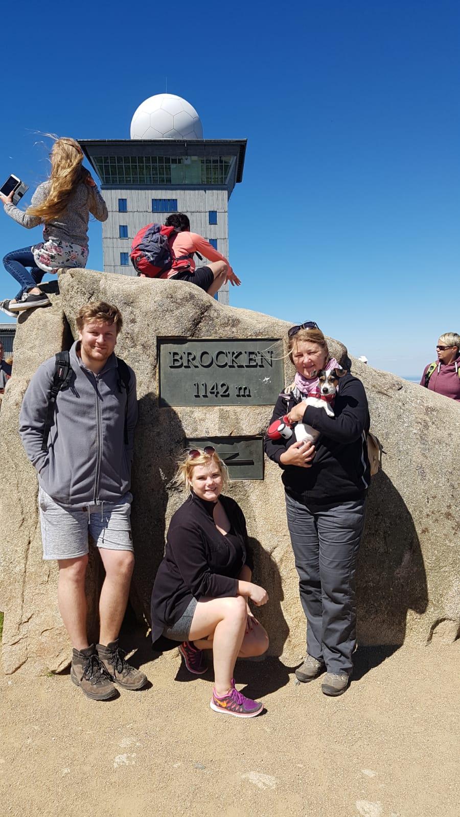 Wanderung auf den Brocken