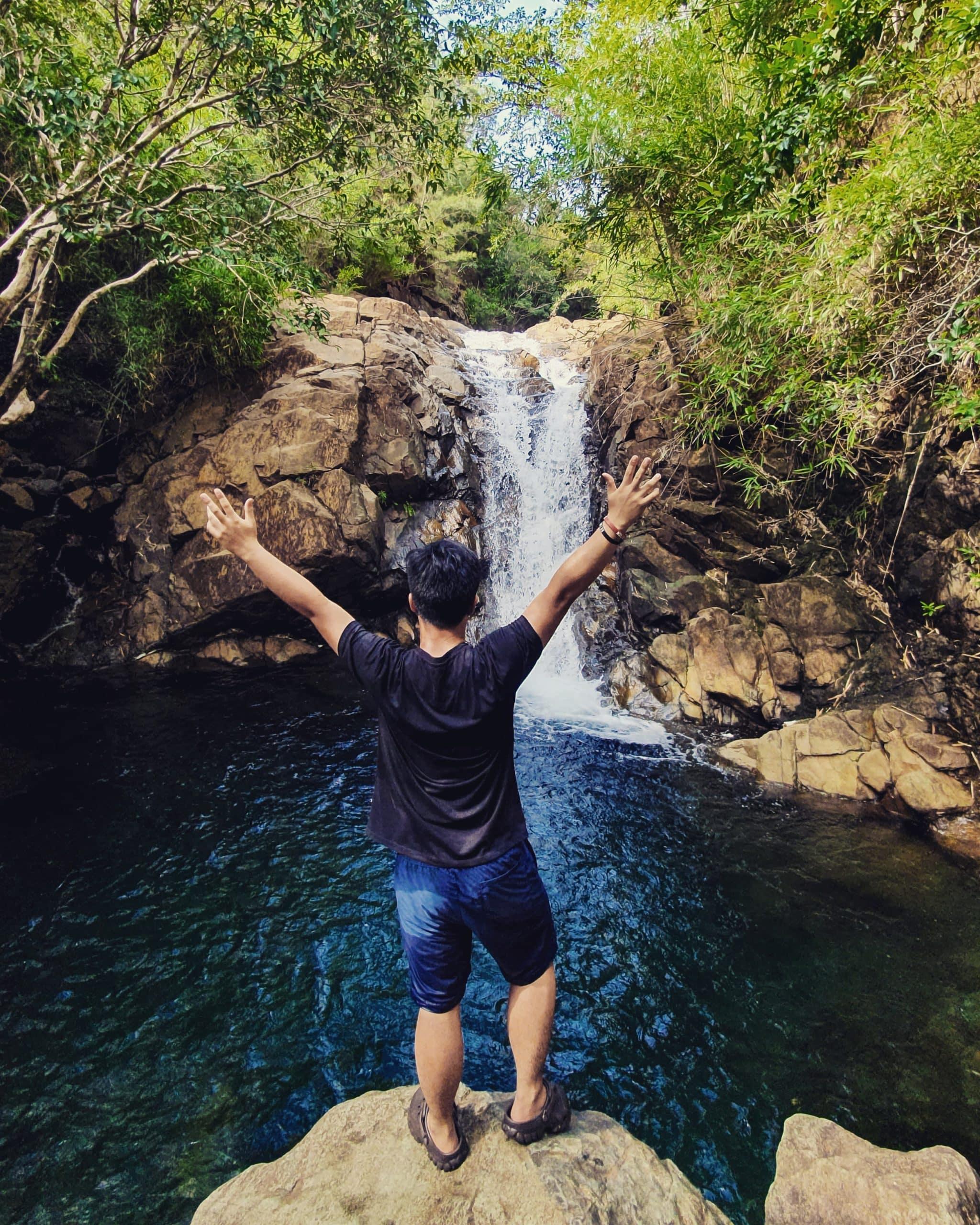 Discovering Nagsasa cove, Zambales, Philippines