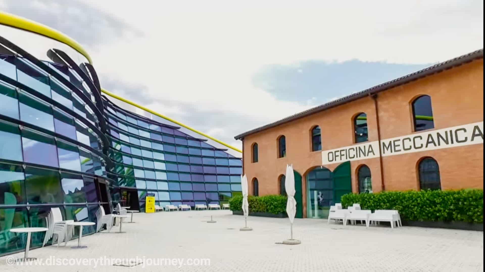 The City of Engines: Modena, Italy