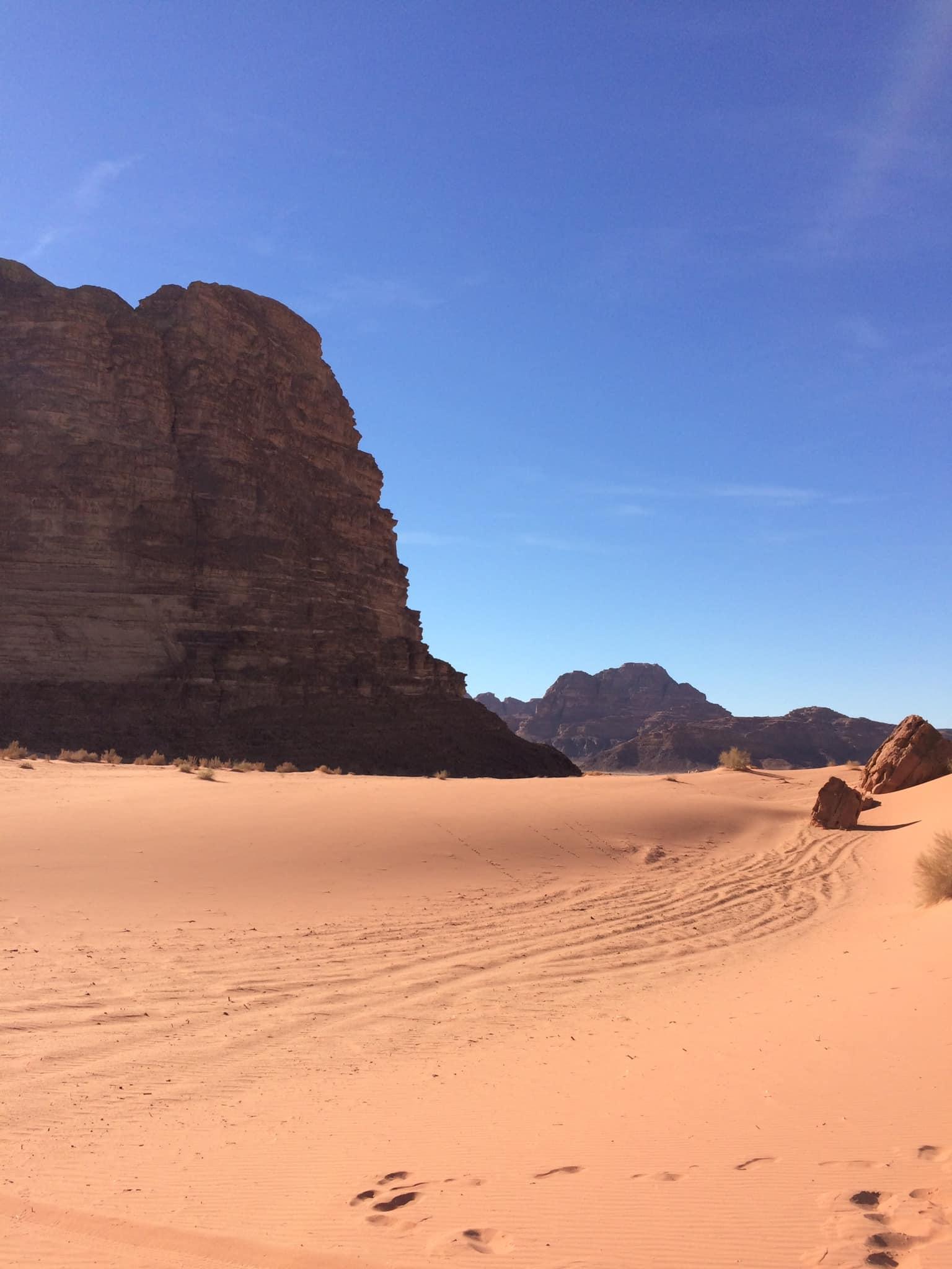 Auf den Spuren von Lawrence von Arabien