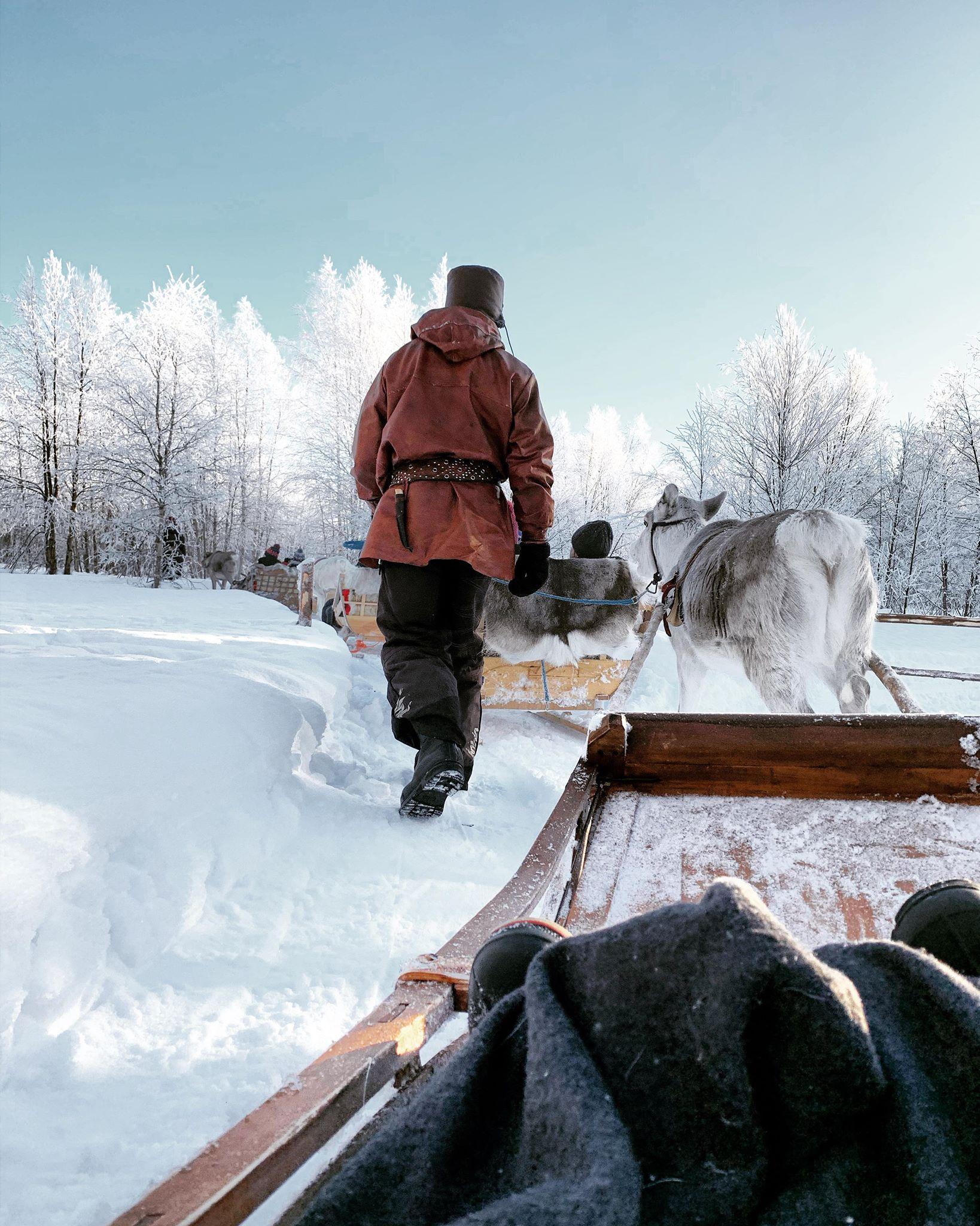 Laponie Finlandaise (Kittilä)