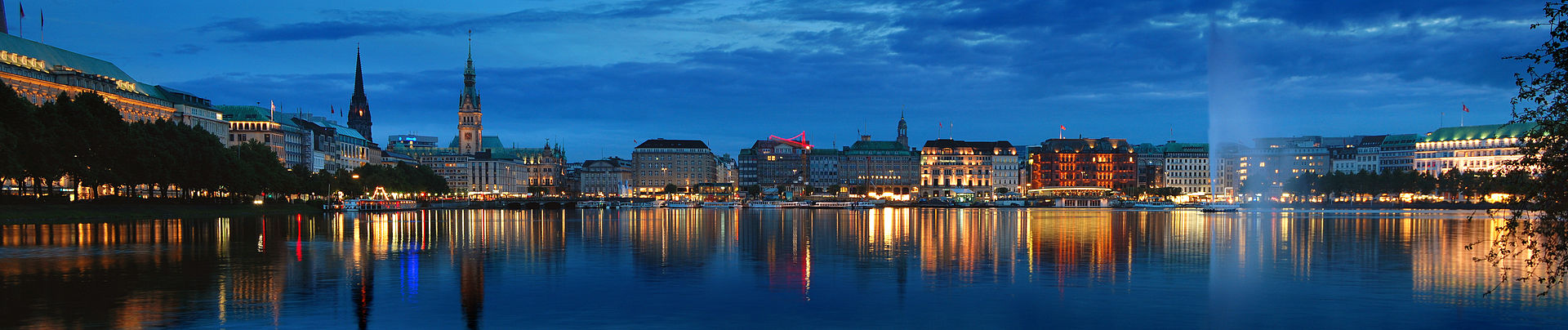 Städtetrip Hamburg