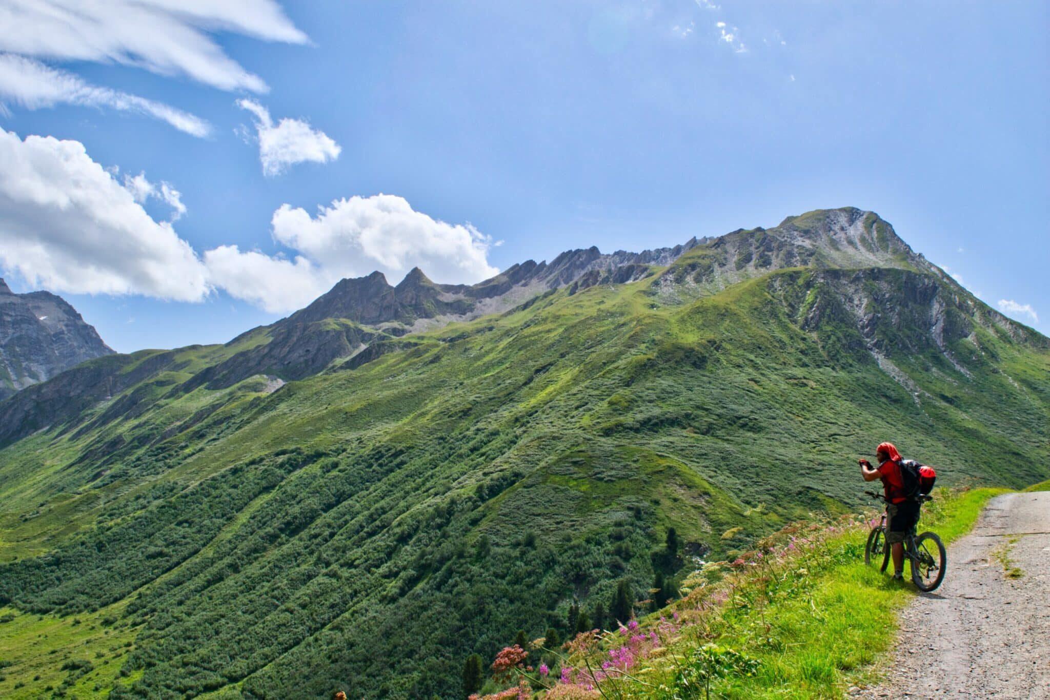 MTB Tour du Mont Blanc