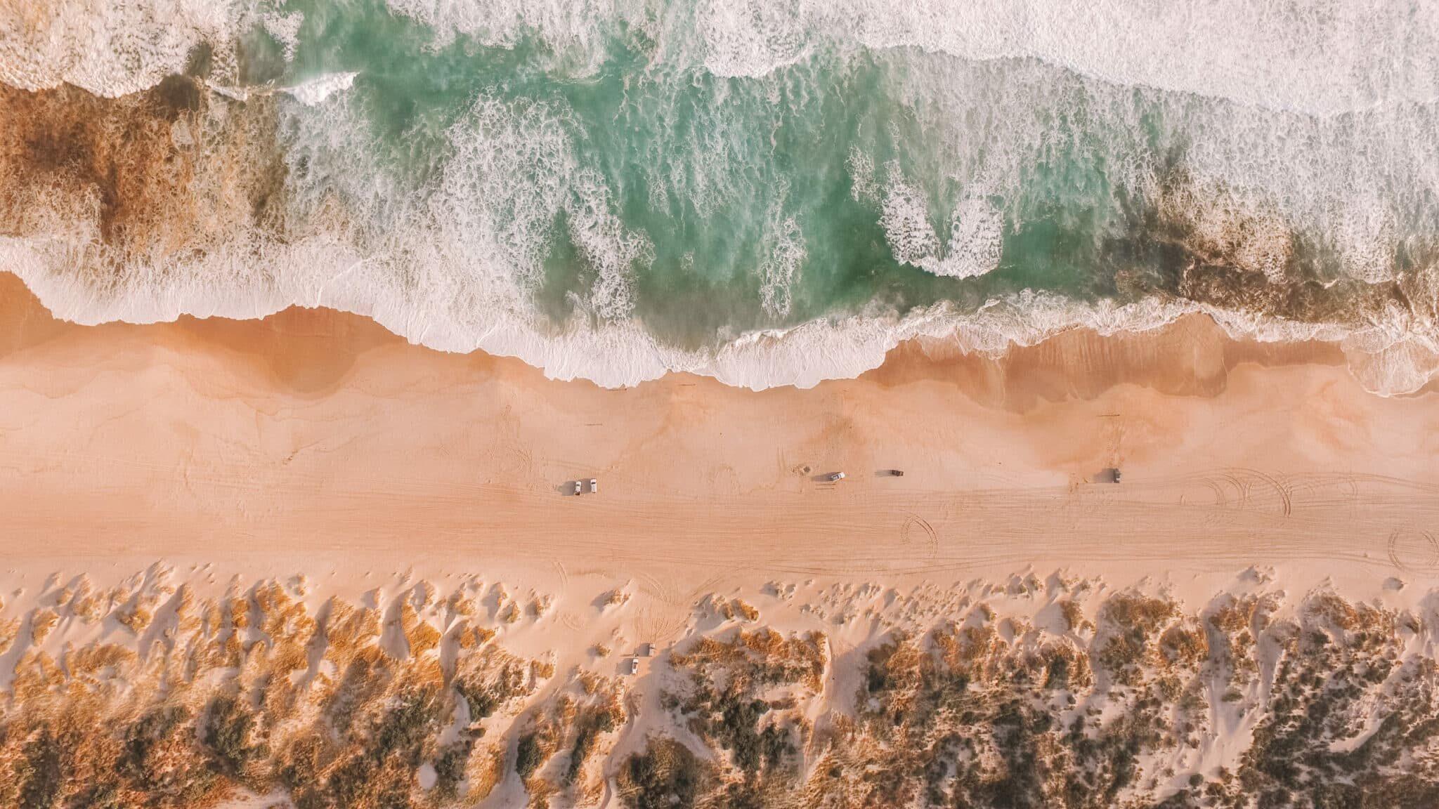 Yeagarup Dunes 4WDing