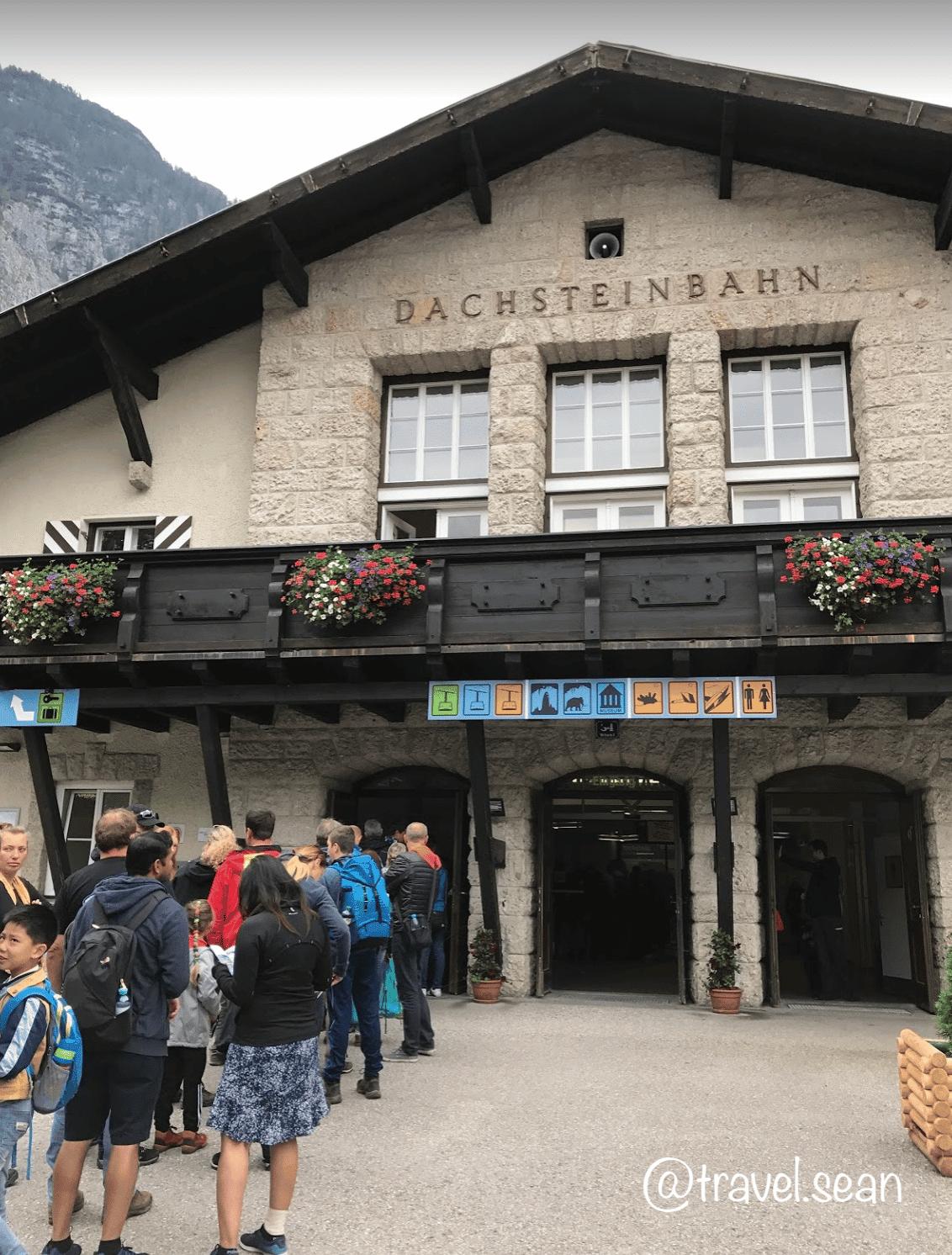 Hallstatt – 仙境般的小鎮