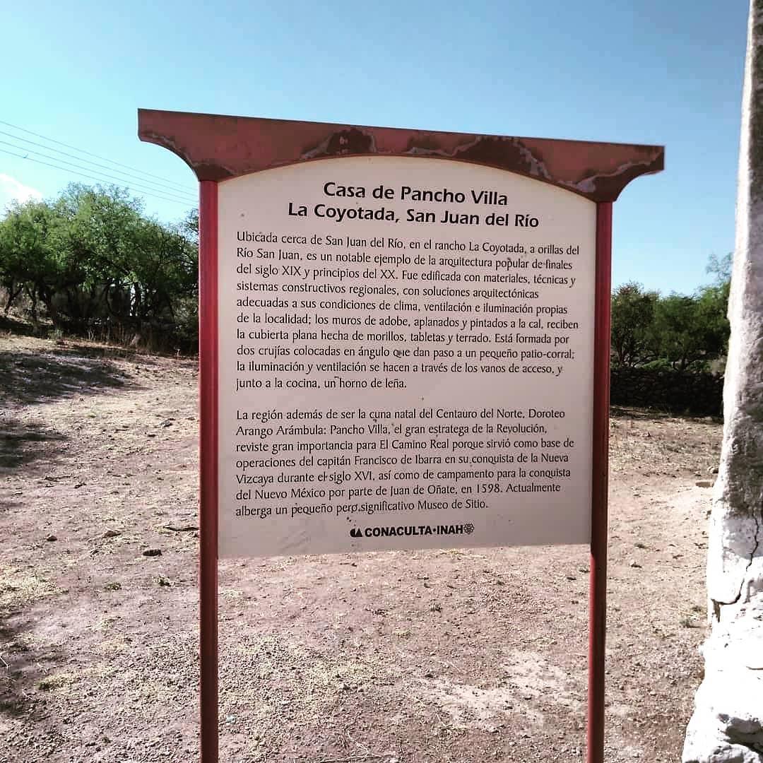 Cradle of Pancho Villa