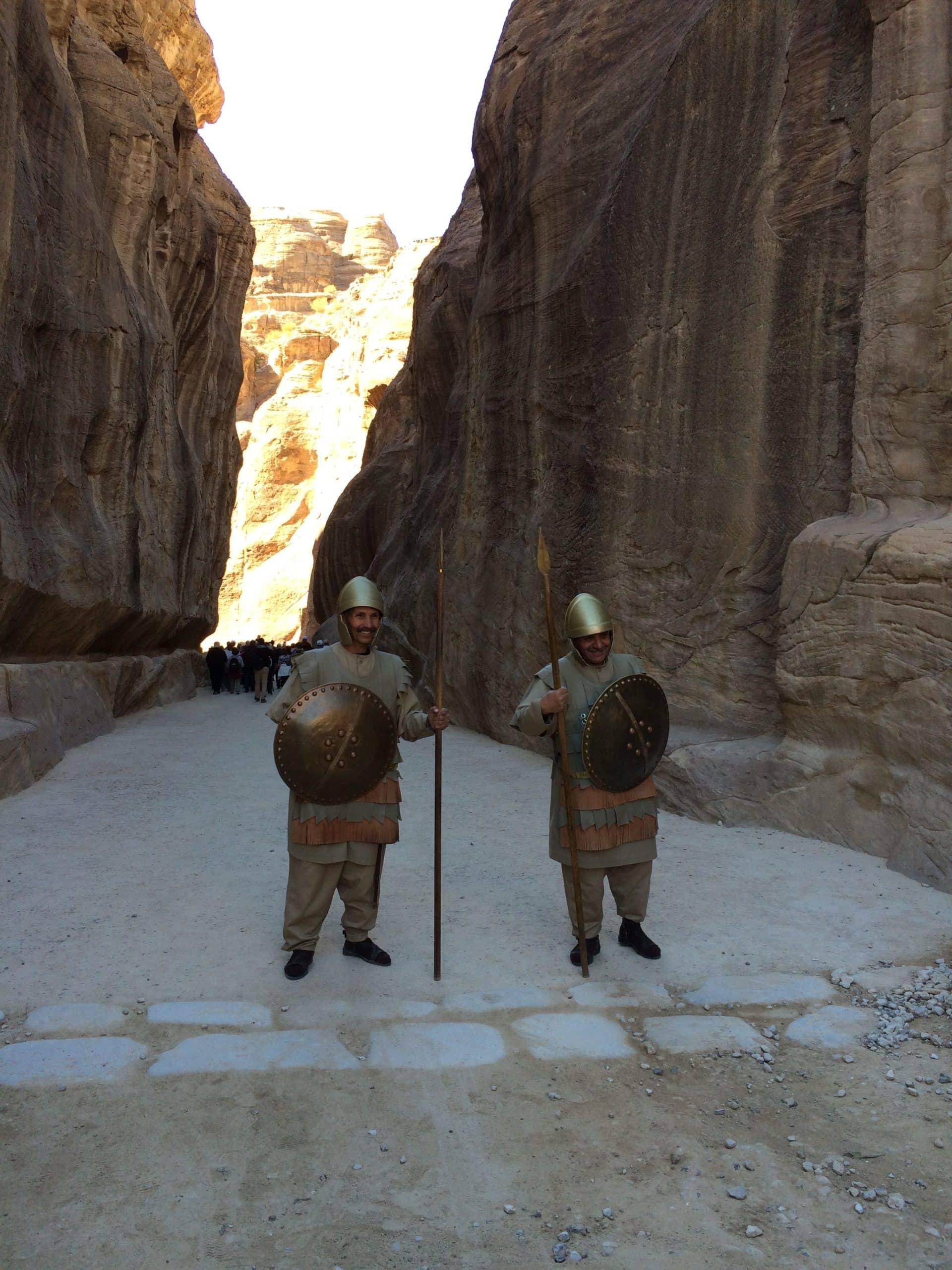 Petra — die geheimnisvolle Stadt in der Wüste