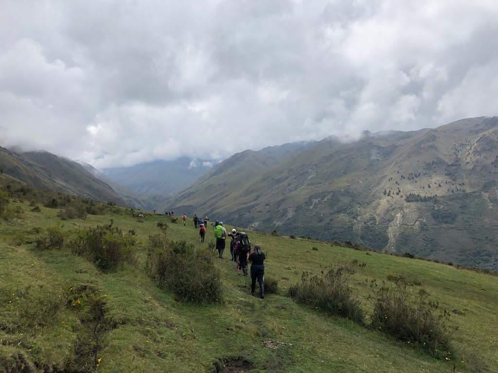 The most Beautiful Trekking of Ecuador: The Altar Volcano.