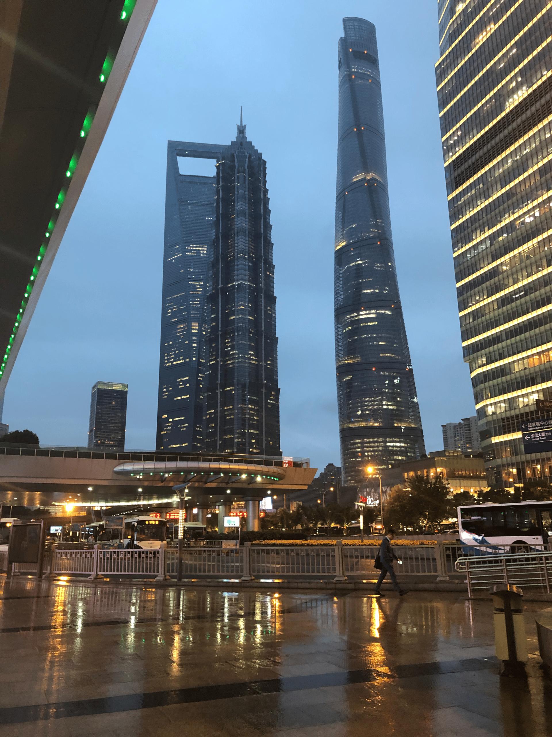 Shanghai Sights