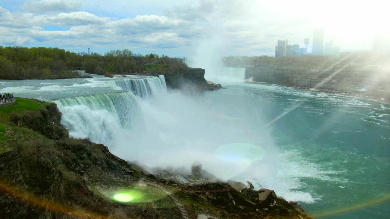 A Trip to Niagara Falls😍💕