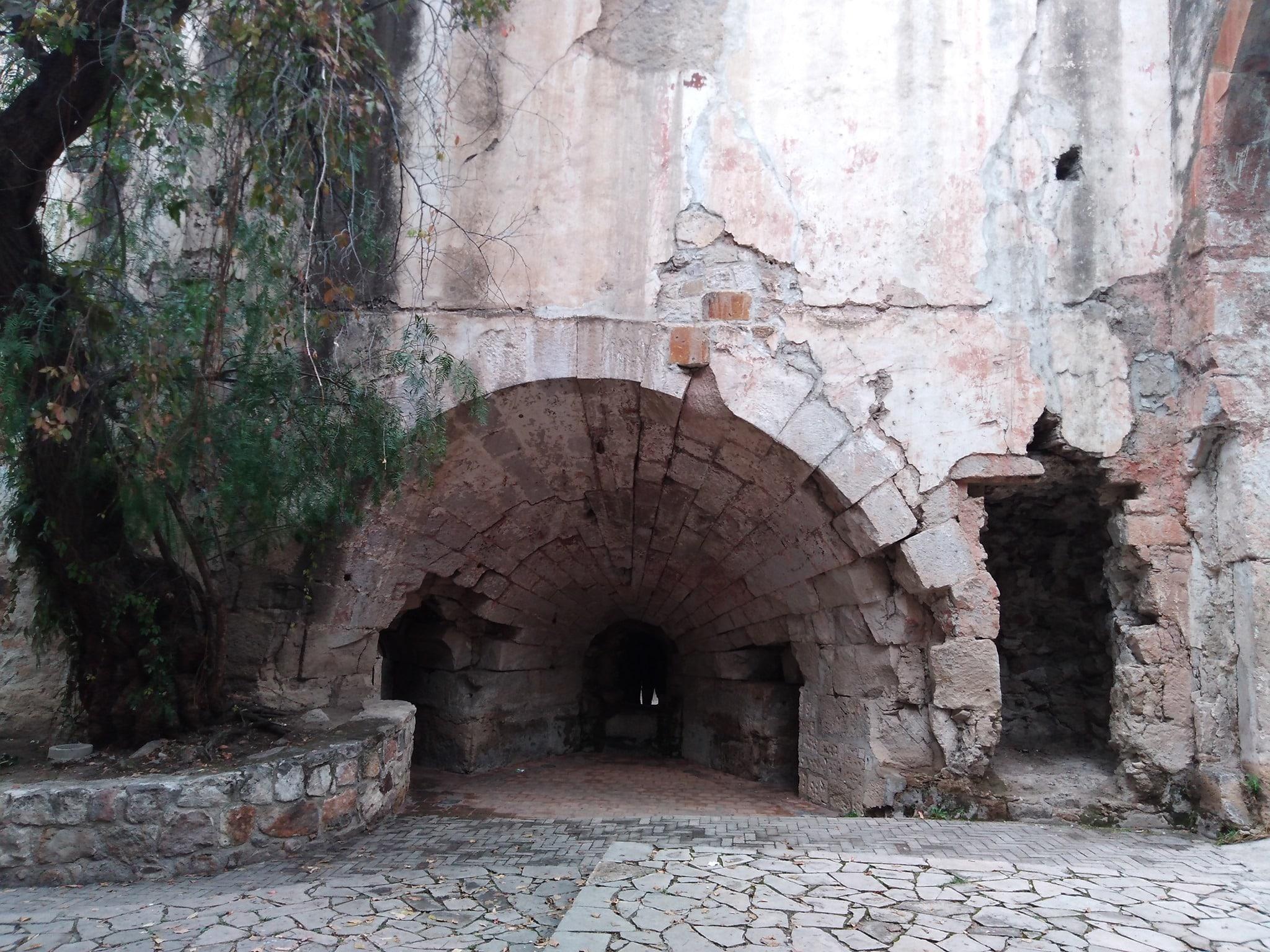 Archaeological site 'La Ferrería'