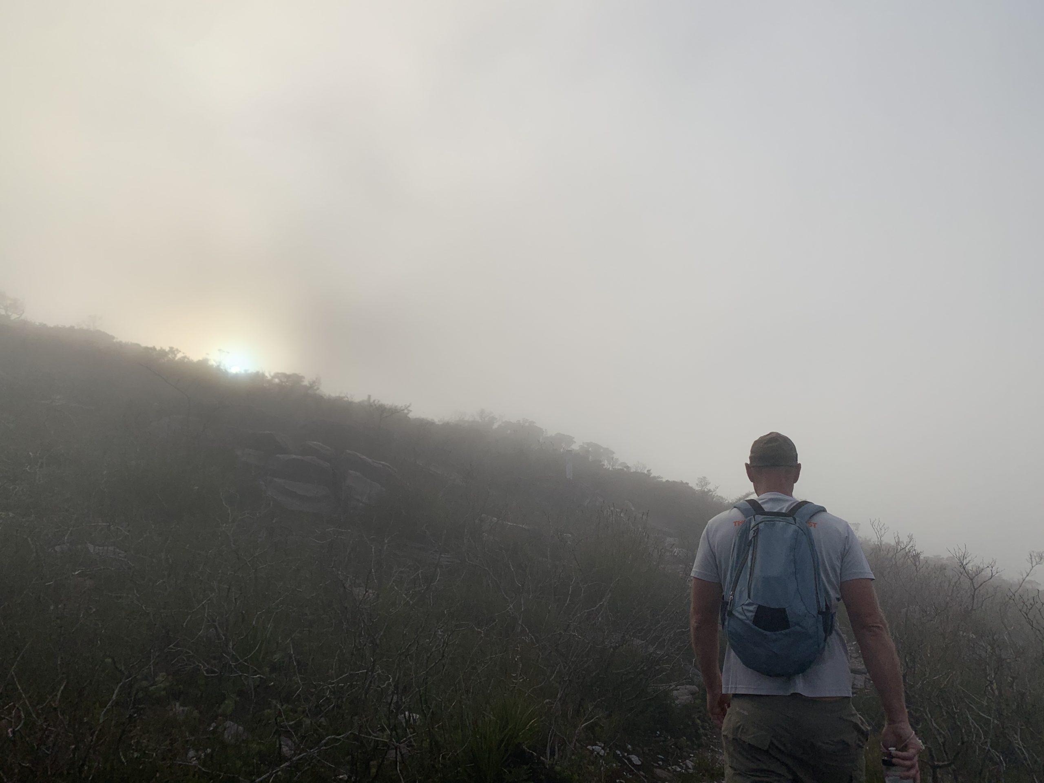 Bluff Knoll Hike