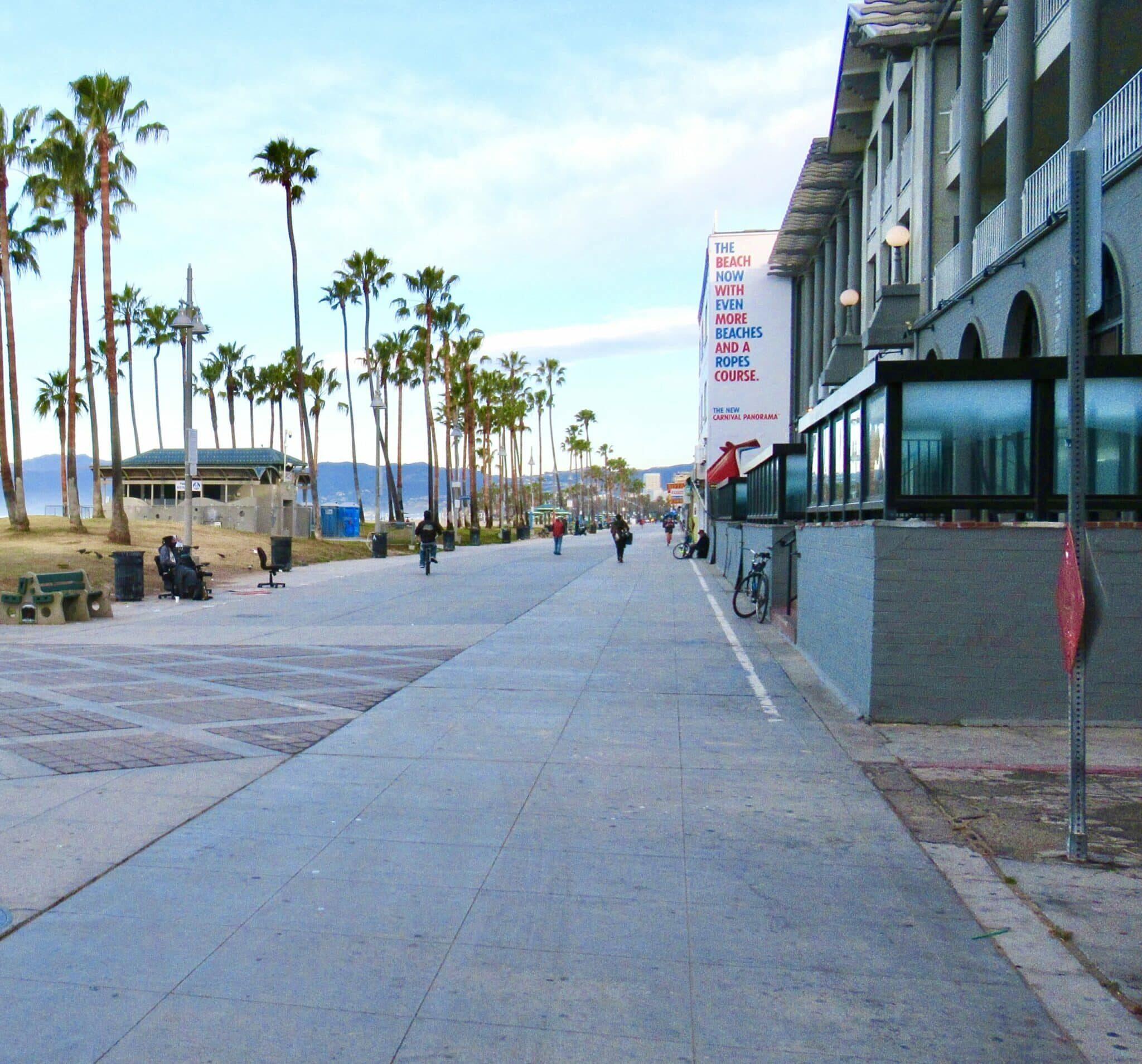 Los Angeles and wonderful Venice Beach😍