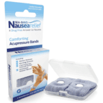 Anti-Nausea Acupressure Wristband for Travel or Morning Sickness