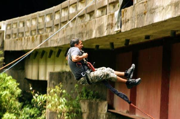 A city of extreme adventures called Baños de Ambato