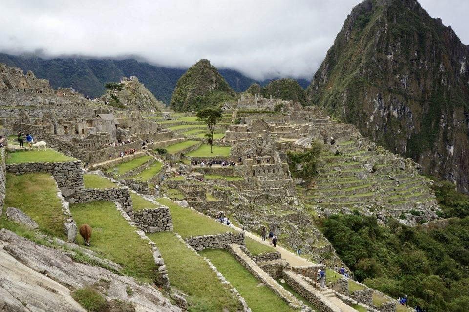 Machu Picchu… The city of the Incas