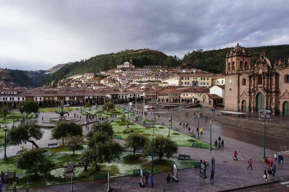 A mystical sacred city in Peru…. Cusco