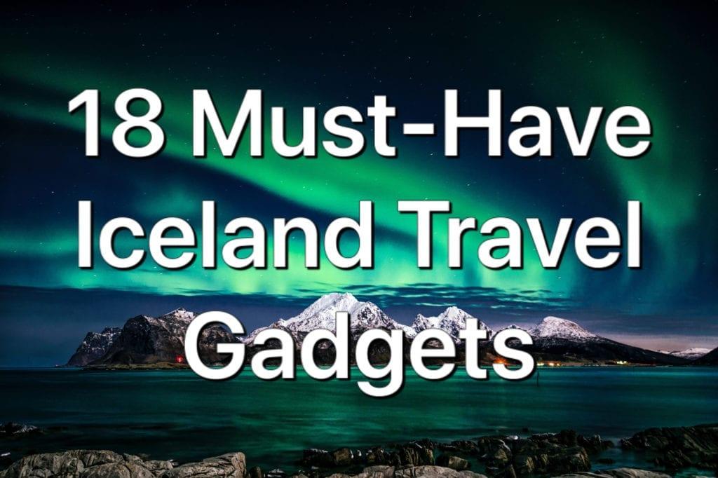 Iceland Packinglist Image