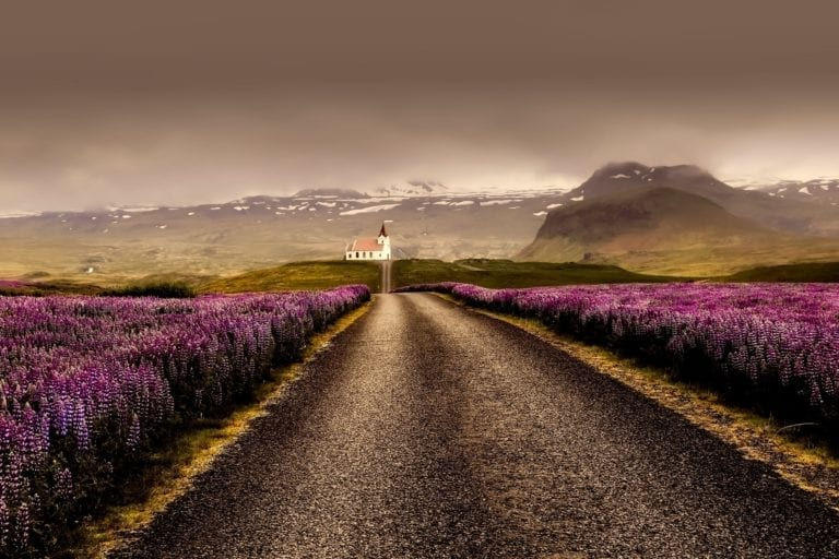 spring iceland