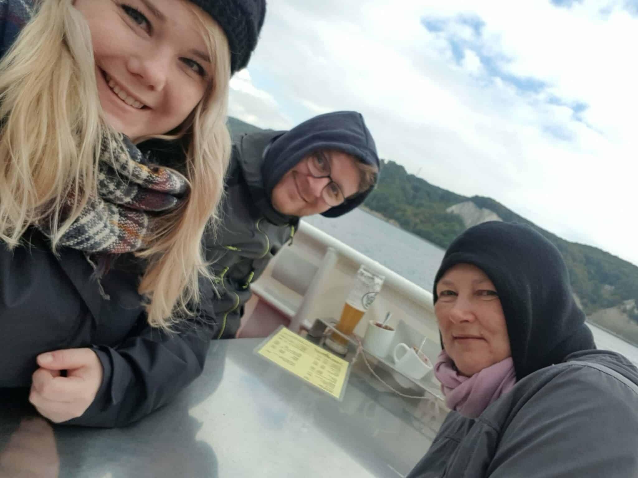 Kurzer Ausflug nach Sassnitz auf Rügen