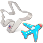 Ann-Clark-Cookie-Cutters-Airplane-Image