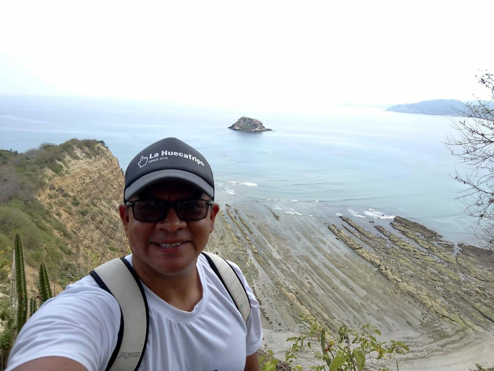 A Paradise called Los Frailes' Beach