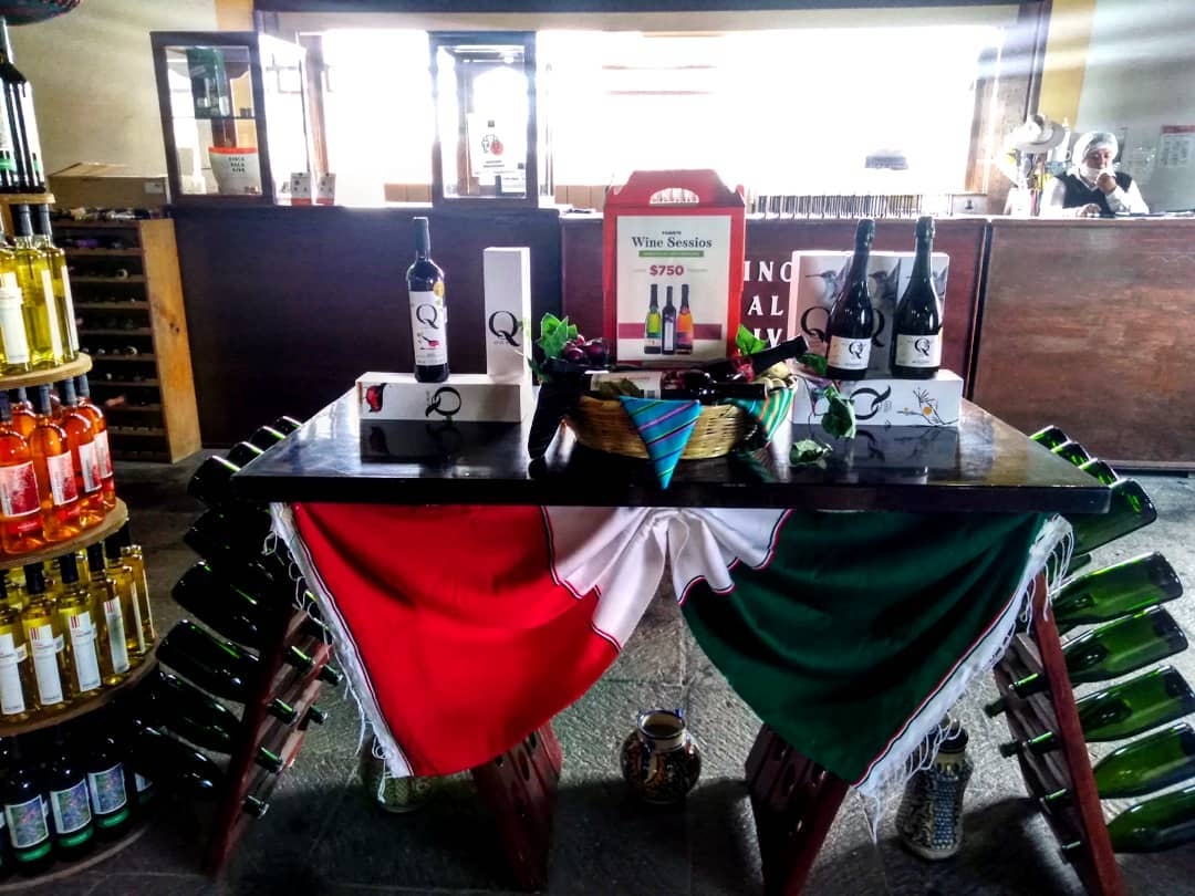 Finca Sala Vivé by Freixenet México