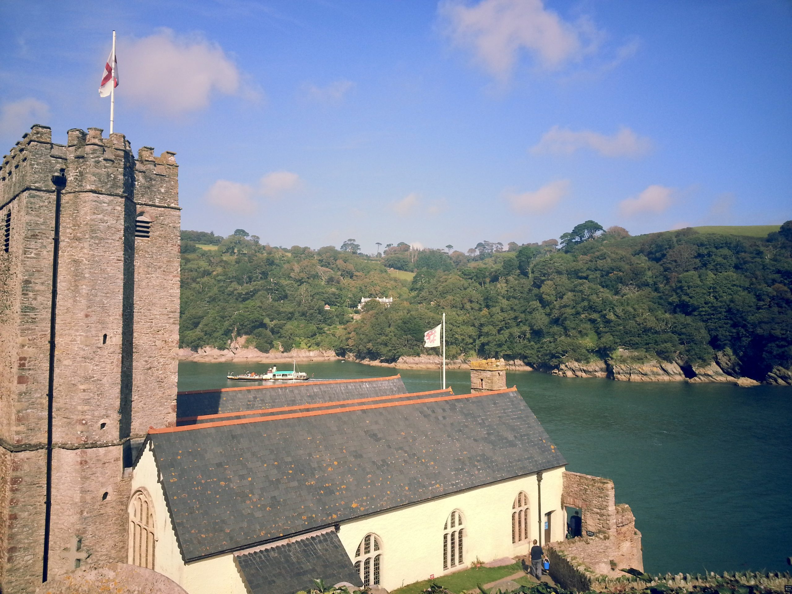 Day trip: Charming Dartmouth with the ancient Steam Railway