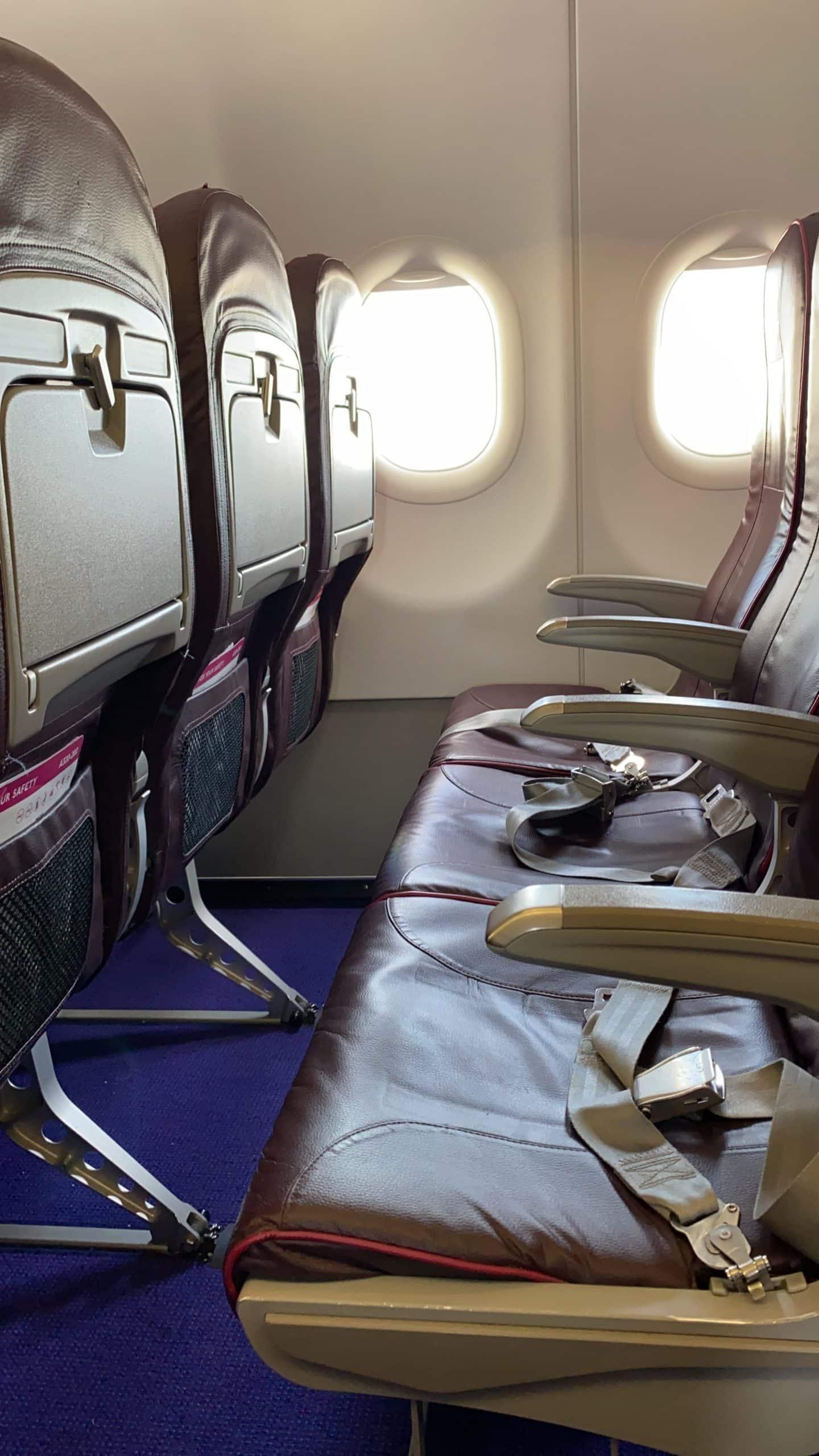 lisbon covid airplane seats