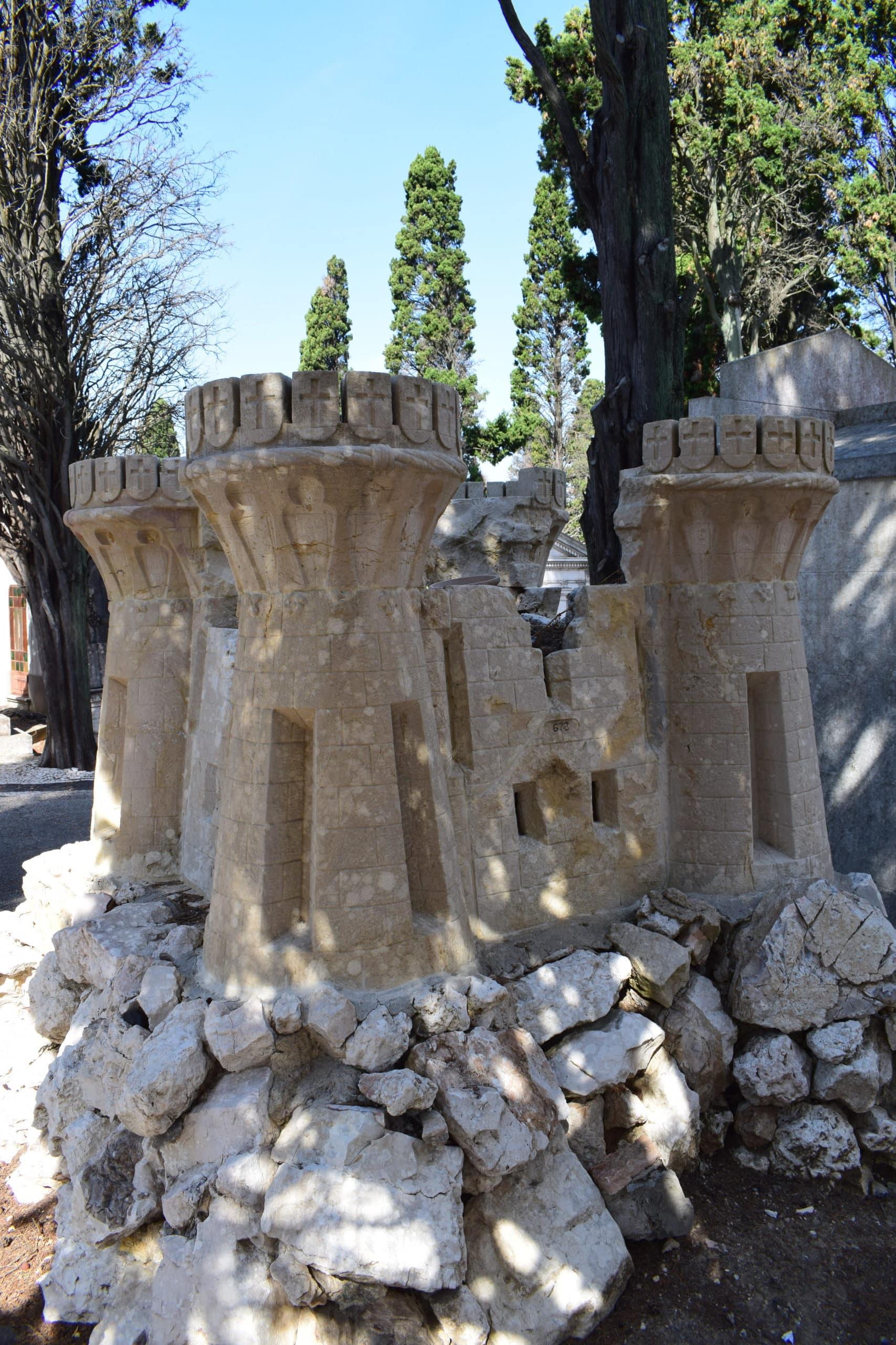 Cemetery Prazeres 1