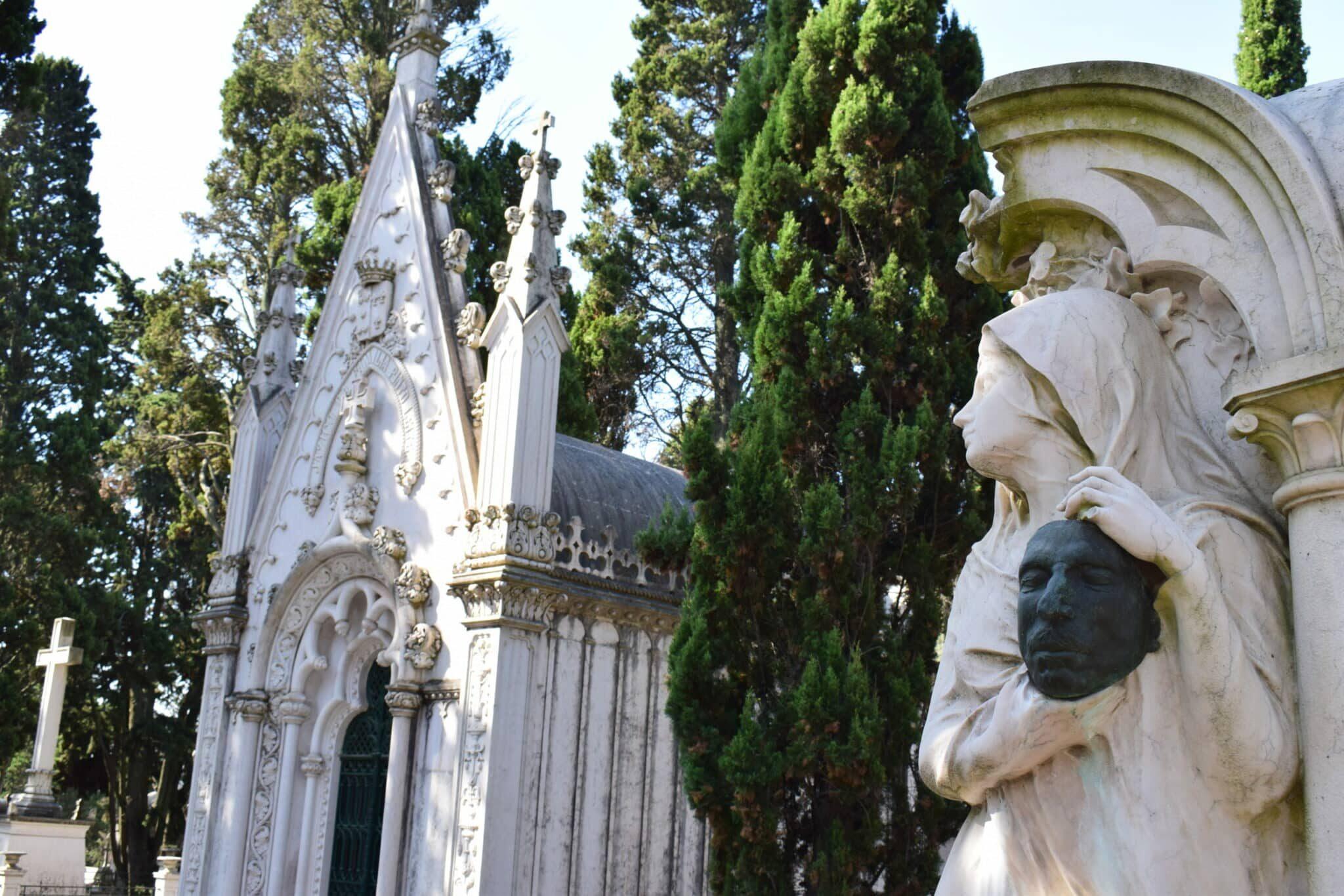 Cemetery Prazeres 2