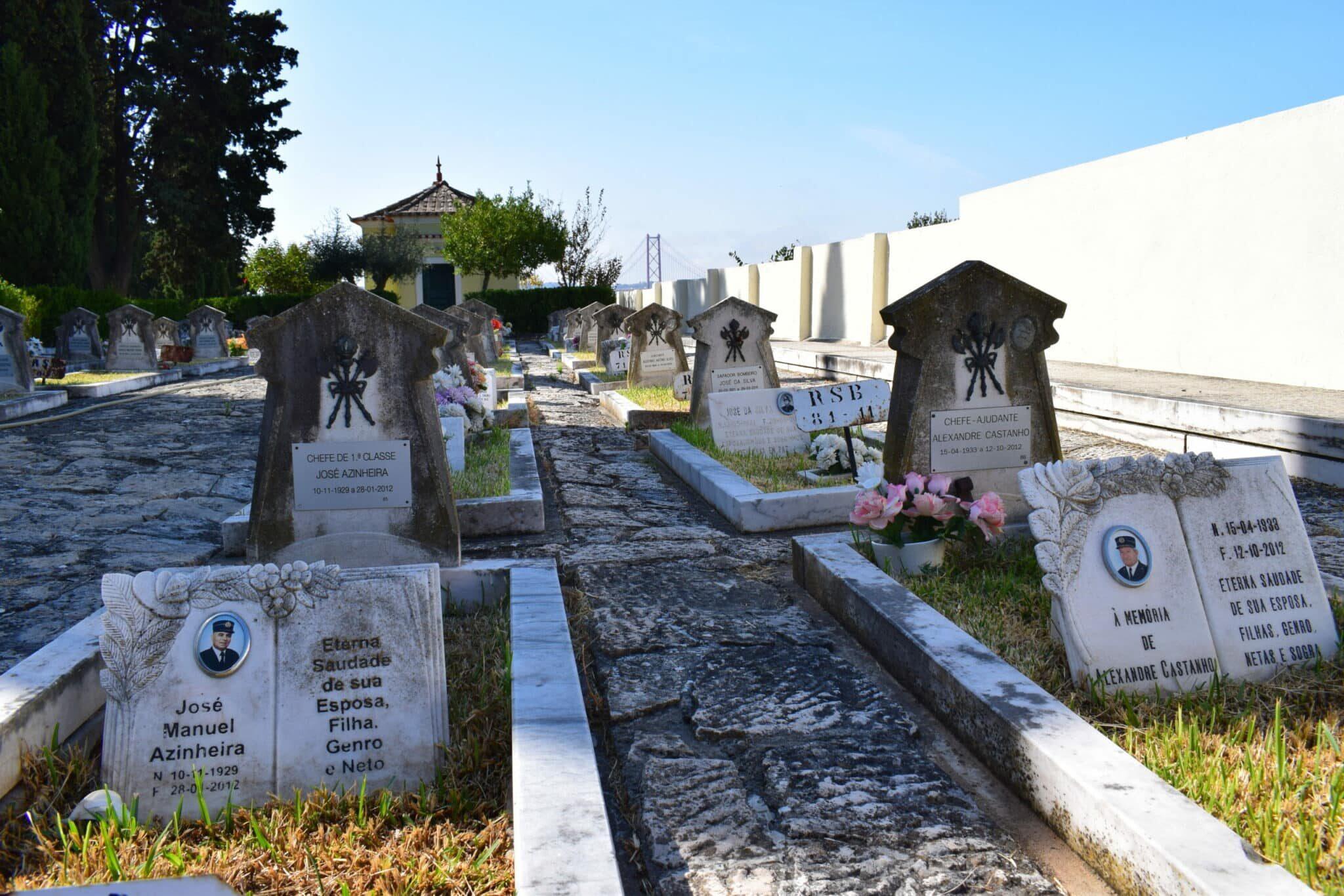 Cemetery Prazeres 4