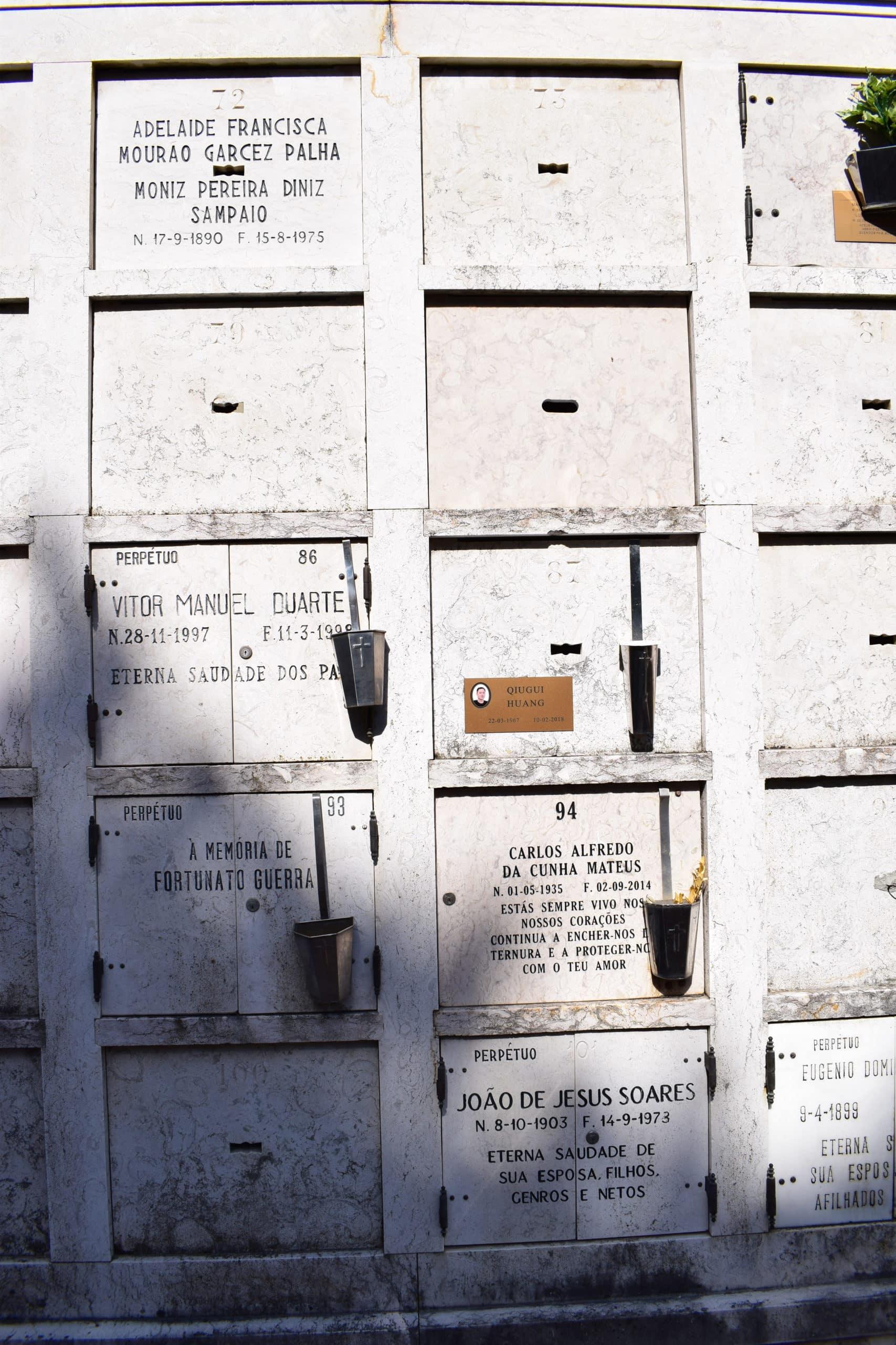 Cemetery Prazeres 5