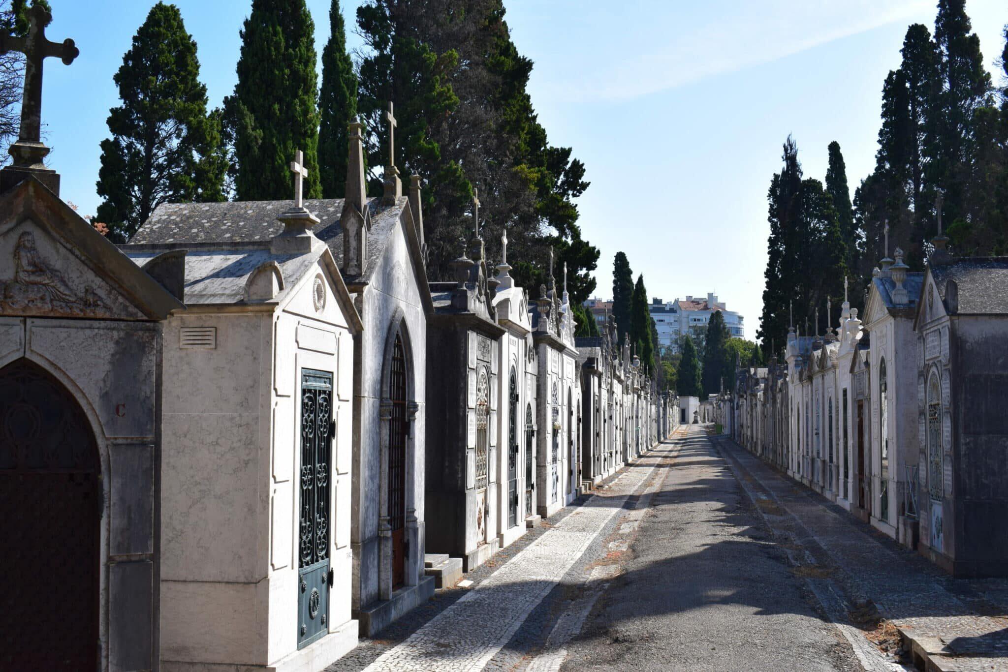 Cemetery Prazeres 6