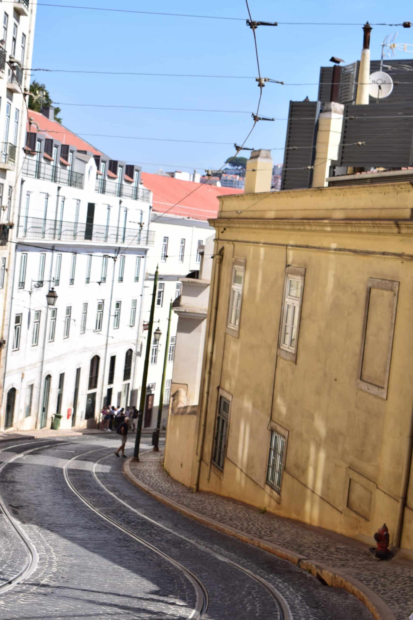 streets lisbon