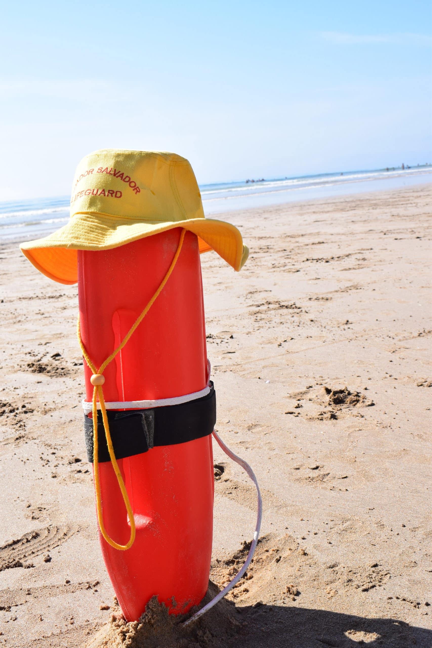 beach day lisbon