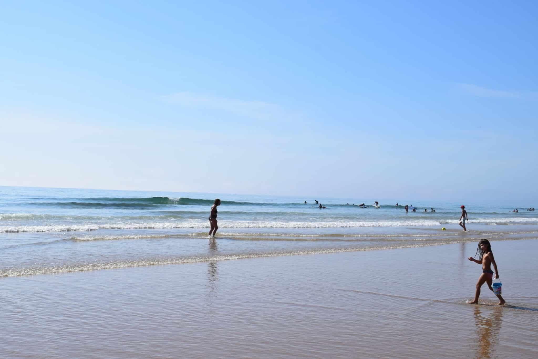 beach day lisbon 2