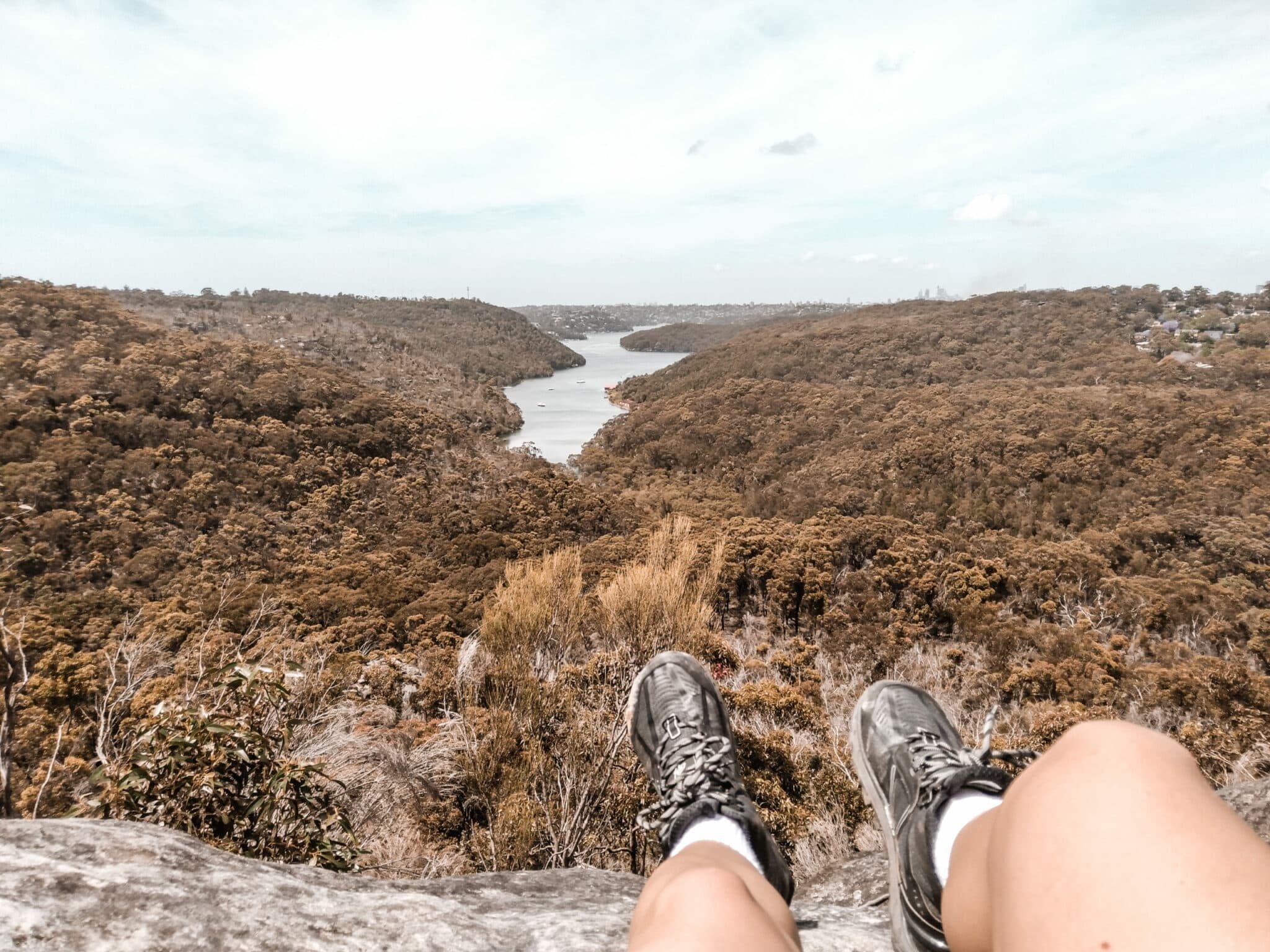 Running Trip in Garigal National Park🇦🇺