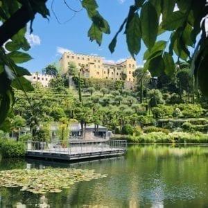 Die Gärten von Schloß Trauttmansdorff – paradiesisch schön