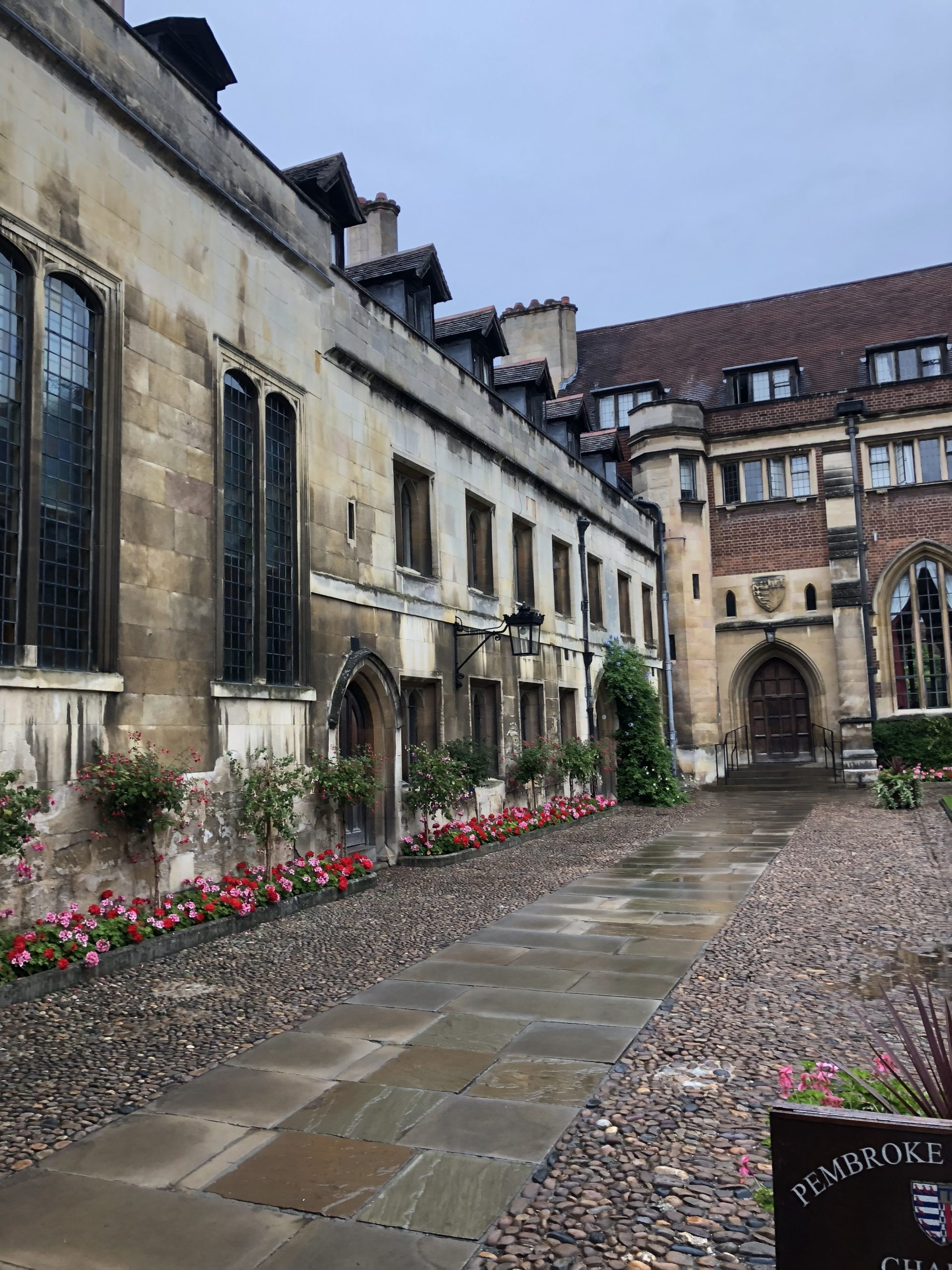 One magical day in Cambridge