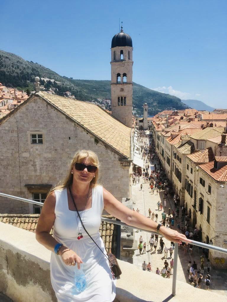 Dubrovnik's wundervolle Altstadt