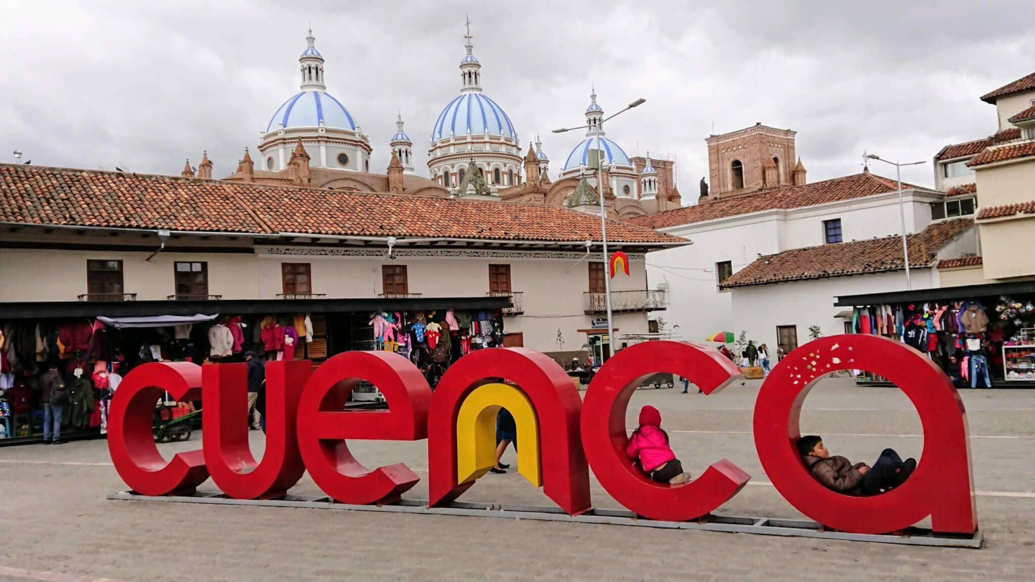 Cuenca… Heritage and Culture in Ecuador.