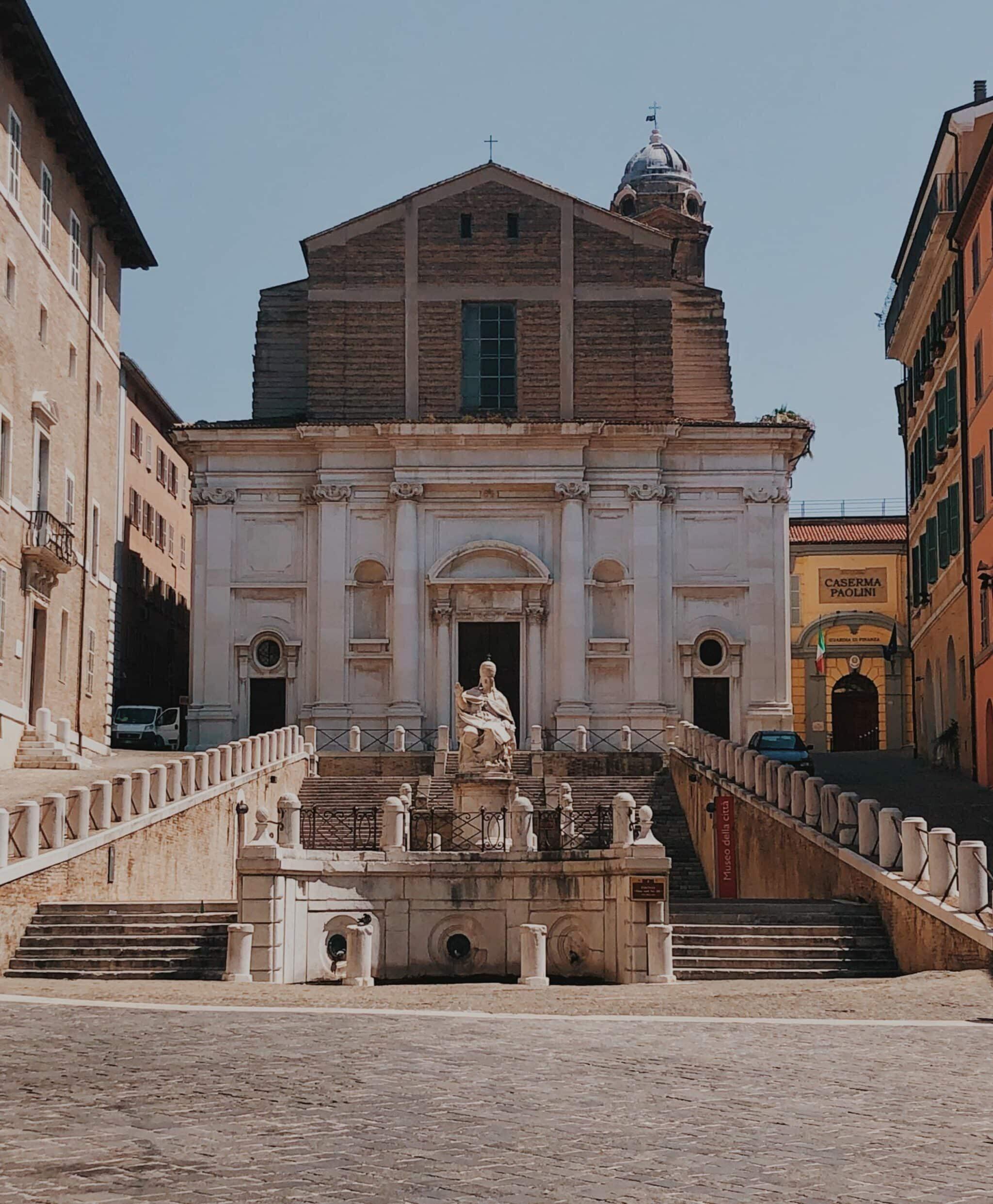Church of Santa Maria della Piazza